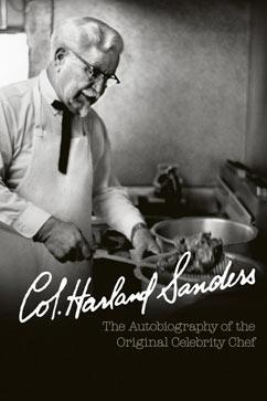 ht colonel sanders wy 120530 vblog KFC Releases Free Col. Sanders Autobiography, Cookbook