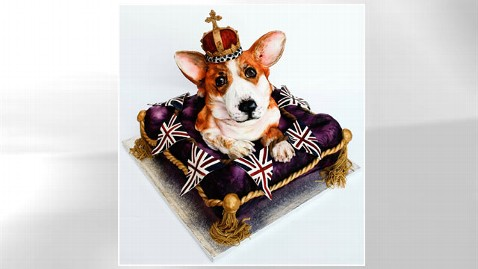 ht corgi cake jef 120604 wblog Canine Cakes: Mans Best Friend, Just Sweeter