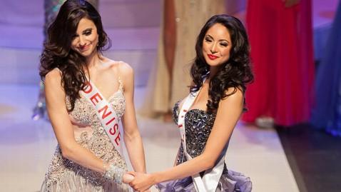 ht denise garrido riza santos ll 130529 wblog Miss Universe Canada Crowns Wrong Contestant