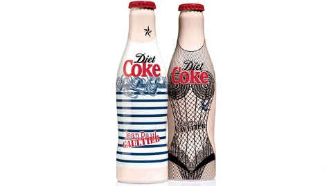 ht diet coke bottles nt 120413 wblog Couture Coke Bottles Inspired by Madonna