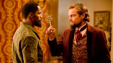 ht django unchained ll 121712 wblog Django Unchained, Ted Lead MTV Movie Award Nominees