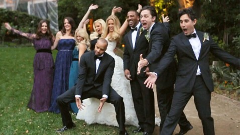 ht donald faison cacee cobb wedding 1 ll 130520 wblog New Photos: Cacee Cobb and Donald Faisons Wedding