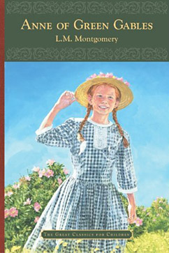 Green anne gables book of