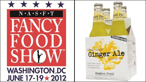 ht fancy food show jp 120613 wblog GMA Gets Sneak Preview of Fancy Food Show
