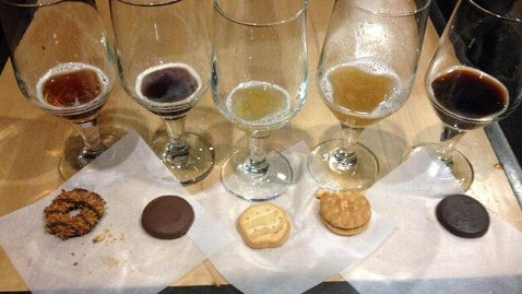 ht girl scout cookie beer jef 130506 wblog Girl Scout Inspired Beers a Success for Calif. Brewery
