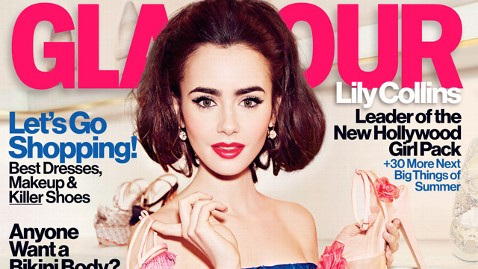 ht glamour dm 130604 wblog Jennifer Lawrence Is Awesome, Says Pal Lily Collins