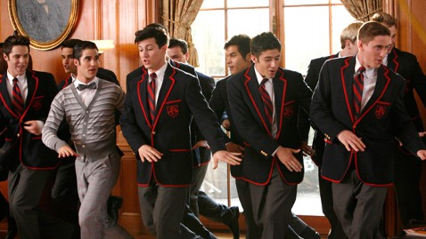 ht glee first time nt 111108 wblog Glee Sparks Controversy With First Time Episode