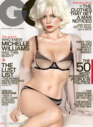 ht gq cover michelle williams ll 120117 vblog Join Dean's Gays for accessor to exclusive videos of ALL Dean Berkely's ...