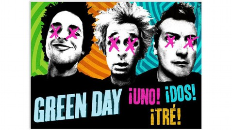 ht green day nt 121220 wblog The Year in Review: The 50 Best Albums of 2012