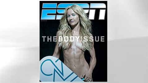 ht gretchen bleiler nude jp 111005 wblog Sneak Peek at ESPN The Magazines New Body Issue