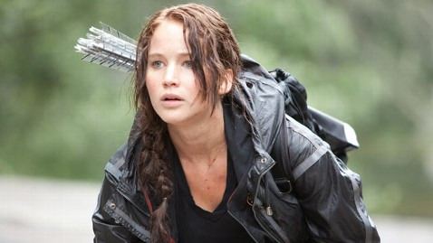 ht hunger games jennifer lawrence thg 120329 wblog The Hunger Games: Catching Fire Trailer: See It Here