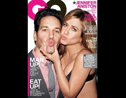 Aniston talks marriage with Paul Rudd