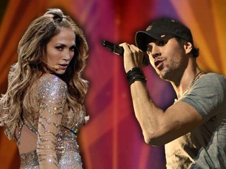 PHOTO: J. Lo and Enrique Iglesias tour