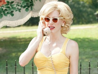 "PHOTO: Jessica Chastain stars as Celia Foote in ""The Help""."