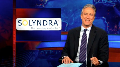 ht jon stewart solyndra nt 110916 wblog Jon Stewart on Solyndra, the Custom Tailored Obama Scandal
