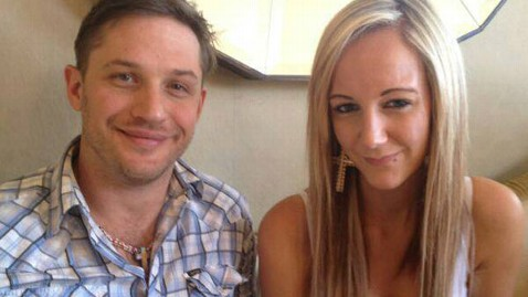 ht kayleigh duff tom hardy kb 130530 wblog Dark Knight Rises Star Goes On Dream Date with Cancer Patient