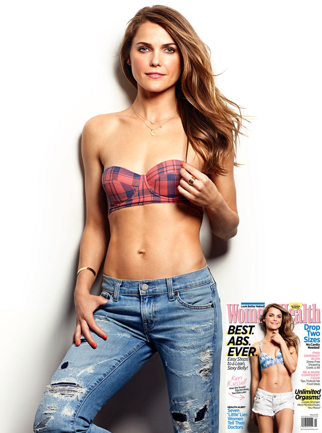 ht keri russell mi 130412 blog Keri Russells (Amazing) Body After Baby: Her Secrets Revealed