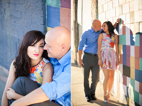 ht kim alex 12 120716 blog Partners In Crime: Engagement Photos Show Romance, Robbery