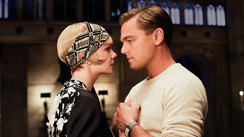 ht leonardo dicaprio cary mulligan great gatsby ll 130102 wblog Jay Z to Score The Great Gatsby