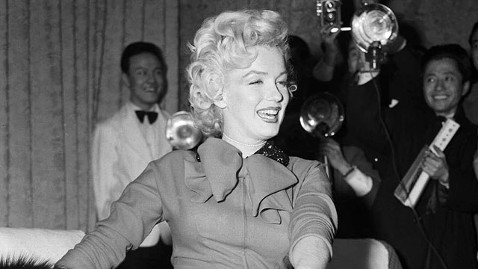 ht marilyn monroe jt 130406 wblog Instant Index: Priceless Hollywood Snapshots up for Auction