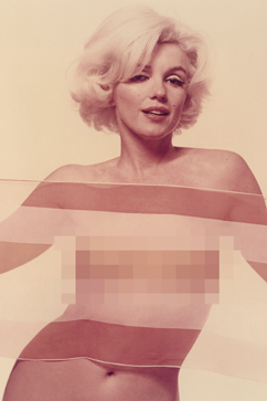 ht marilyn monroe nude jrs 120508 vblog Nude Photos of Marilyn, Madonna Up for Auction