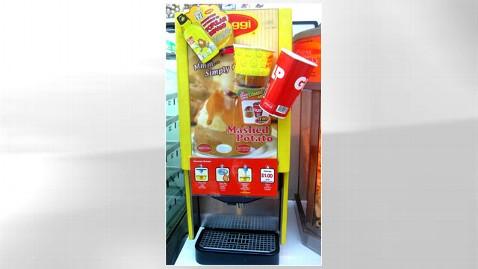 mash potato machine
