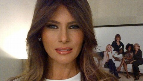 ht melania trump thg 130410 wblog Melania Trump: My Son, 7, Is Not a Sweatpants Child