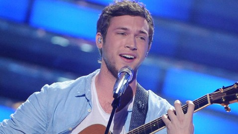 Phillip Phillips Heartthrob American Idol Season 11