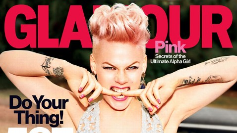 ht pink glamour cover ll 130430 wblog Singer Pink: Surprise! I Dated A Member of *NSYNC