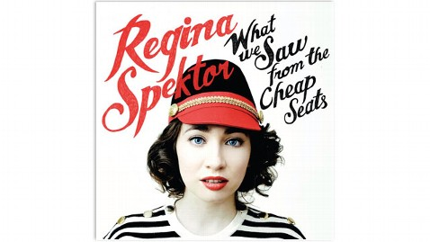 ht regina spektor nt 121220 wblog The Year in Review: The 50 Best Albums of 2012