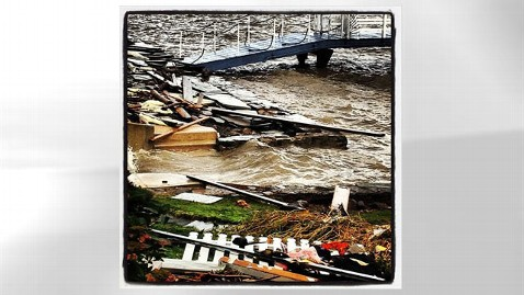 ht rosie odonnell home jef 121101 wblog Stars Affected By Sandy