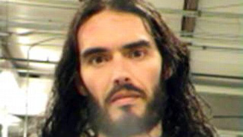 ht russell brand booking photo ll 120315 wblog Russell Brand Arrested in New Orleans for Phone Tossing Incident