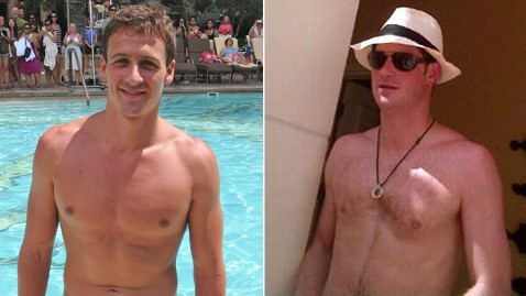 ht ryan lochte price harry dm 120821 wblog Prince Harry and Ryan Lochte Face Off in Las Vegas