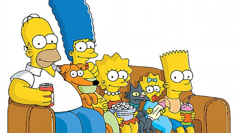 ht simpsons jp 111005 wblog Simpsons Actors Have a Cow Over Salary Cuts; Series Could End