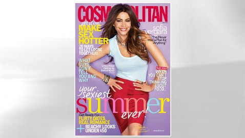 ht sofia vergara cosmo cover jef 130430 wblog Sofia Vergara Shares Wedding Plans    or Lack of Them for Now