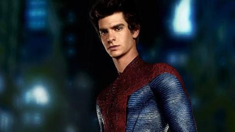 ht spiderman andrew garfield wy 120208 wblog Amazing Spider Man Trailer Debuts Online