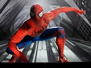 PHOTO: A scene from 'SPIDER-MAN Turn Off The Dark'