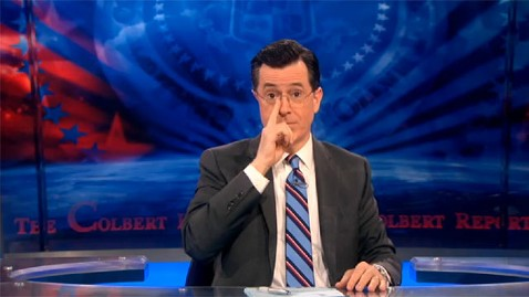 ht stephen colbert mom signal tk 120221 wblog Stephen Colbert Addresses Absence From The Colbert Report