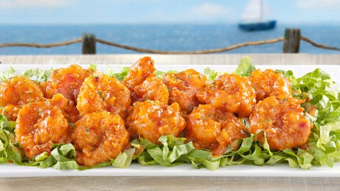 ht sweet and spicy shrimp nt 121016 wblog The Best Dishes From Red Lobsters New Menu