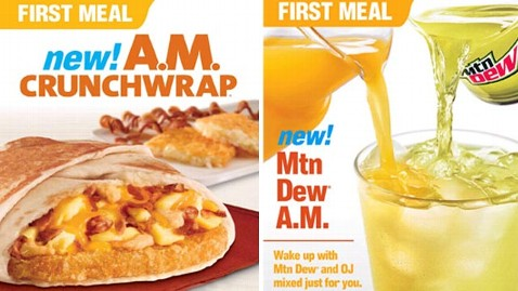 ht taco bell breakfast jef 120904 wblog Taco Bell Tries to Reinvent Breakfast