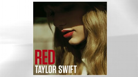 ht taylor swift album cover jef 120813 wblog Taylor Swift Reveals New Album, Red, Drops New Single, We Are Never Ever Getting Back Together: ABC Exclusive