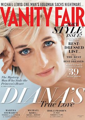 ht vanity fair princess diana ll 130730 5x7 384 Princess Diana Wanted to Marry Again, According to Report