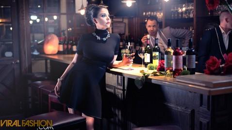 ht viral fashion Shoot Natali Germanotta thg 121213 wblog Meet Lady Gagas Little Sister, Natali Germanotta