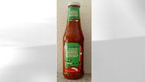 ht vw currywurst ketchup thg 120626 wblog Edible Product You Never Knew Volkswagen Made