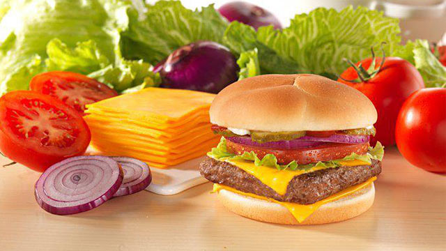 ... wendys cheeseburger ll 121004 wmain Zagat Ranks Top Fast Food Chains