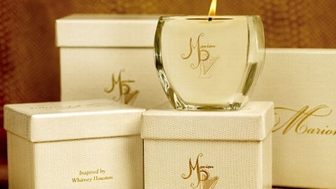 ht whitney houston candle tk 120213 wblog One of Whitney Houstons Favorite Gifts