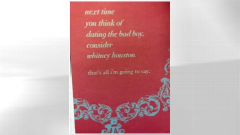 ht whitney houston card nt 120229 wblog Whitney Houston Greeting Card Pulled From Target Stores
