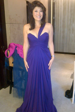 ht winner deep purple marchesa nt 111011 vblog Choosing a Dress for the White House State Dinner