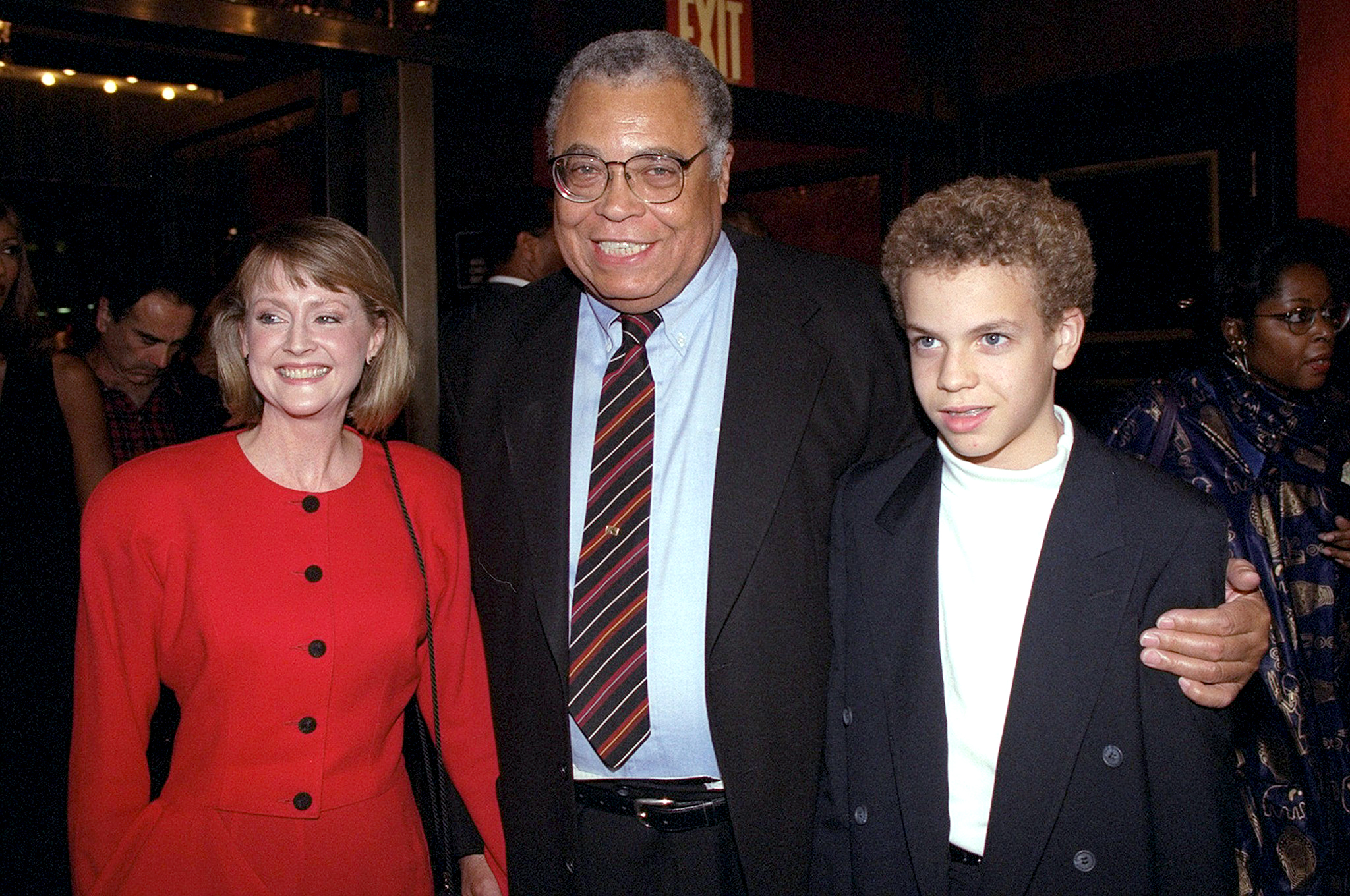 James Earl Jones Videos at ABC News Video Archive at ...