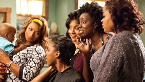 Steel Magnolias Blooms Again With Queen Latifah And All Black